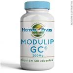 Modulip GC 200mg - 120 Cápsulas - Homeo Ervas