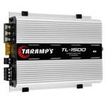 Modulo de Potencia Taramps Tl-1500 Digital 3 Can.2r 200w Rms 13,8vdc