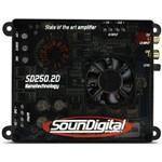 Modulo Potencia Soundigital Sd250.2d