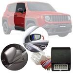 Módulo Tiltdown Inclina Retrovisor Eletronico Jeep Renegade 2016 17 18 19 Park 1.2.2 Dg