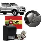 Módulo Rebatimento Retrovisor Elétrico Toyota Hilux Camry Rav4 Sw4 07 a 15 Tury Park 2 a Tilt Down