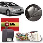 Módulo Rebatimento Retrovisor Elétrico Toyota Prius 13 a 15 Tury Park 2 Aw Tilt Down Plug And Play