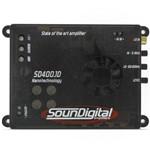 Módulo Soundigital Sd400.1d / Sd 400.1 / Sd400 400w - 1 Ohm