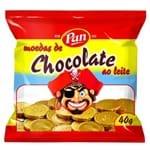 Moedas de Chocolate ao Leite 40g - Pan