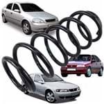 Mola Dianteira Original Fabrini Chevrolet Astra Hatch e Sedan 99 Até 2001 e Vectra GL GLS e CD 93 Até 2001