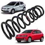 Mola Traseira Aliperti com GNV Volkswagen Gol G5 G6 2008 Até 2018 Veículos com 4 Portas (Preço Unitário)