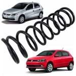 Mola Traseira Original Fabrini Volkswagen Gol G5 G6 2008 Até 2018 Veículos com 4 Portas (Preço Unitário)