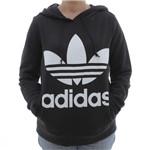 Moletom Adidas Feminino TRF Logo Hoodie (PP)