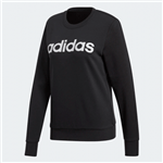 Moletom Feminino Adidas Essentials Linear Dp2363