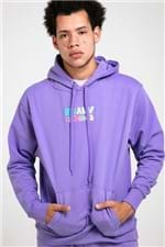 Moletom Fun Logo Purple-P
