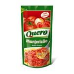 Molho Tomate Pronto Manjericao 340g - Quero
