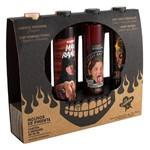 Molhos de Pimenta Chipotle 4 Pack de Cabrón Gold