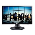 "Monitor 21.5"" Widescreen LG - 22MP55VQ Black Piano"
