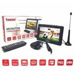 Monitor 7 Polegadas 1024 X 600 Led Display Tomate Mtm 707