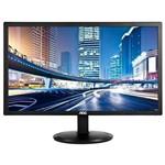 "Monitor LCD AOC I2080SW 20"" IPS 16:9 Bivolt - Preto"