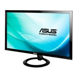 Monitor de Video Gamer Led 24 Wide Hdmi Preto 75hz Vx248h Asus
