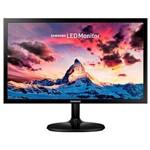 Monitor Led de 19 Samsung S19f355hnl Bivolt - Preto