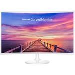 "Monitor LED 32"" Samsung LC32F391FDLXZD Full HD Curvo Branco"