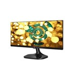 Monitor Ultra Wide 25 Led Lg
