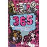 Monster High: 365 Atividades e Desenhos para Colorir