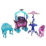 Monster High Acessórios de Scaris Y0425 - Mattel