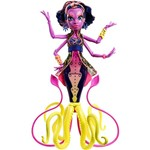 Monster High Novas Personagens Kala Mer'ri - Mattel