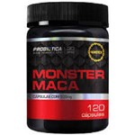 Monster Maca 500mg 120 Capsulas Probiotica