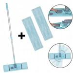 Mop Retangular para Limpeza Altura Regulavel + 2 Refis Mor