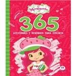 Moranguinho - 365 Atividades e Desenhos para Colorir