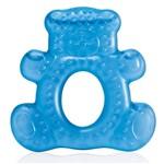 Mordedor com Agua Teddy Bear Azul - Bb143