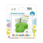 Mordedor de Pulso Bochechudos Sapo Verde 2208 Toyster