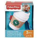 Mordedor e Chocalho - Copo de Café para Viagem - Fisher-price