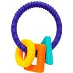 Mordedor Geométrico em Silicone 6762 - Buba Toys