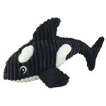 Mordedor Pelúcia Jambo Pet Aquatic Collection Orca para Cães Único