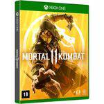 Mortal Kombat 11 Ed. Limitada Br - XBOX ONE