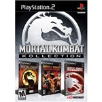 Mortal Kombat Kollection - Ps2