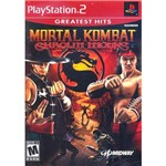Mortal Kombat: Shaolin Monks (greatest Hits) - Ps2