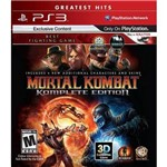 Mortal Kombat Vs. Dc Universe Greatest Hits - Ps3