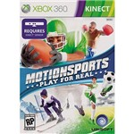 MotionSports X360 - Ubisoft