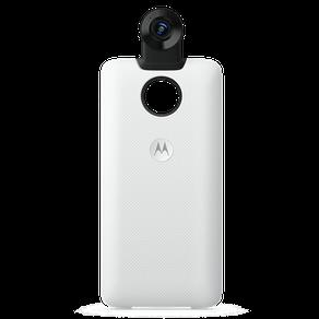 Moto 360 Camera Branco