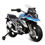 Moto BMW GS Azul Elétrica 12V - Bandeirante