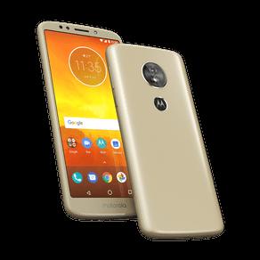 Moto E5 16GB - Ouro