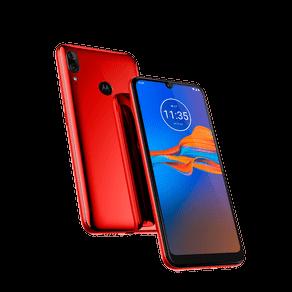 Moto E6 Plus 32 GB - Vermelho Metálico