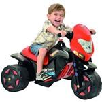 Moto Elétrica Ban Moto Bandeirante Hot Wheels 6V