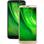 Moto G6 Play Indigo + Moto G6 Play Ouro - Motorola