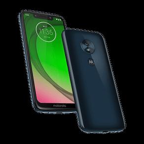 Moto G7 Play Edição Especial Índigo