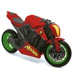 Moto Roda Livre Liga da Justiça Robin - Candide