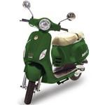 Moto Scooter 50cc com Injeção Eletrônica – Bee 50 Verde