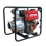 Motobomba a Diesel Autoescovante para Água Limpa 7 Hp Dw-350 Kawashima