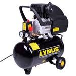 Motocompressor de Ar 7,6 Pés 24 Litros Lyn7,6/24 Lynus